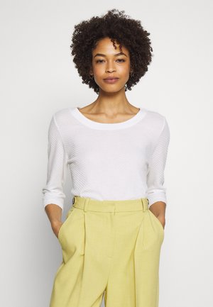 Maglietta a manica lunga - cream