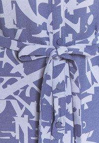 MAX&Co. - PERUGIA - Shirt dress - light blue - 7