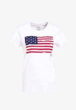 FLAG - T-shirt imprimé - nevis