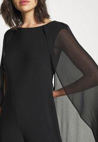 Lauren Ralph Lauren - CLASSIC COMBO - Jumpsuit - black - 7