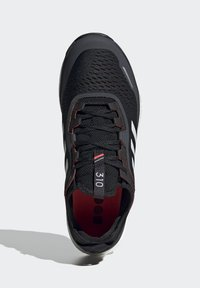 adidas Performance - TERREX AGRAVIC FLOW SCHUH - Nøytrale løpesko - black - 4