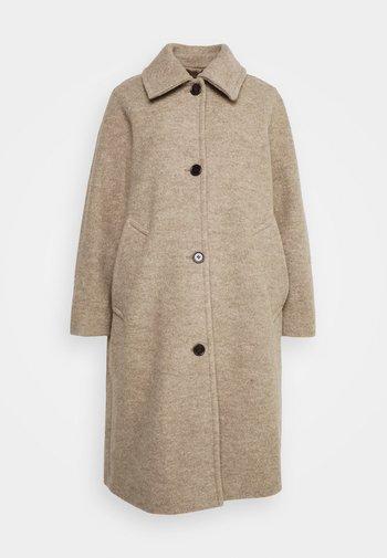 Cappotto classico - mole dusty light