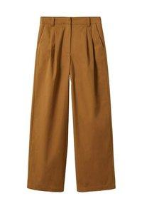 Mango - Trousers - medium brown - 2