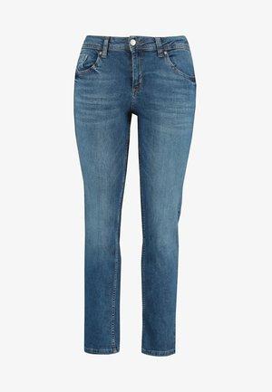 ROSE - Straight leg jeans - blue