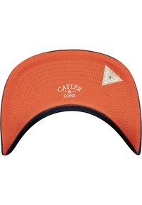 Cayler & Sons - Cap - navy/mc - 4