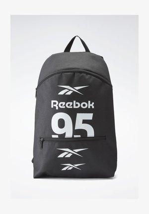 WORKOUT READY FOLLOW GRAPHIC BACKPACK - Rucksack - black