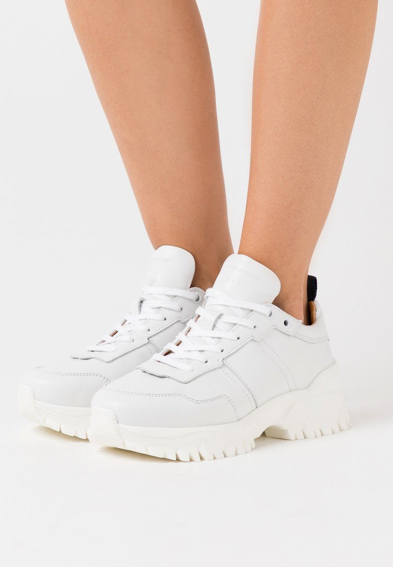 Tiger of Sweden - AFRIA  - Trainers - white