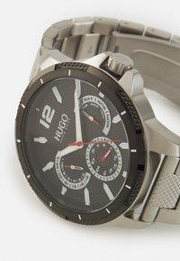 HUGO - SPORT - Chronograph watch - silver-coloured/black - 3