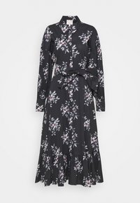FREESIA MARLEY DRESS - Shirt dress - black/multi coloured