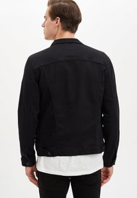 DeFacto - Denim jacket - black - 2