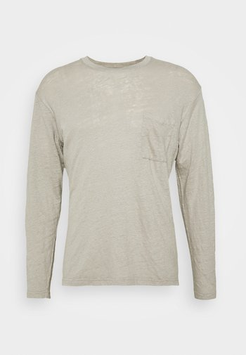 DYLAN - Long sleeved top - grey