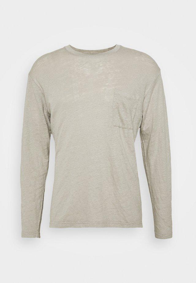 DYLAN - T-shirt à manches longues - grey