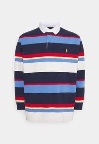 Polo Ralph Lauren Big & Tall - RUSTIC  - Polo shirt - navy/multi - 0