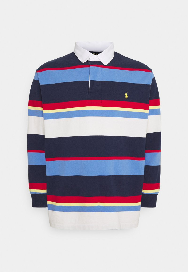 Polo Ralph Lauren Big & Tall - RUSTIC  - Polo shirt - navy/multi