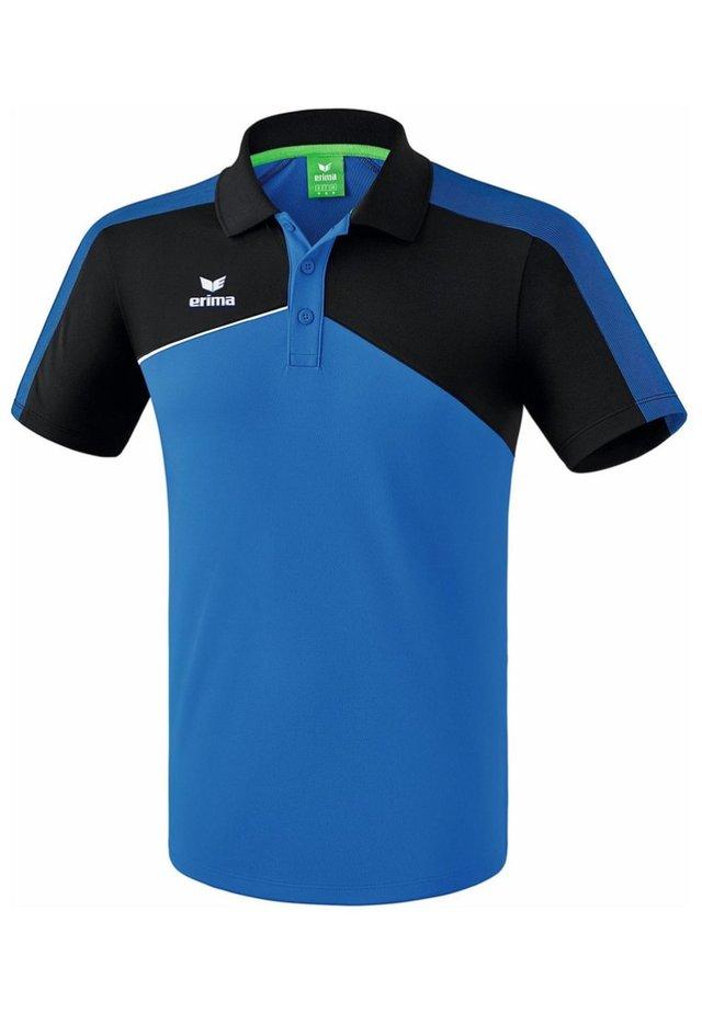 Funktionsshirt - new royal / black