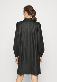 Modström - GAMAL DRESS - Robe chemise - black - 2