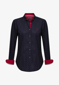 Sir Raymond Tailor - Button-down blouse - black - 0