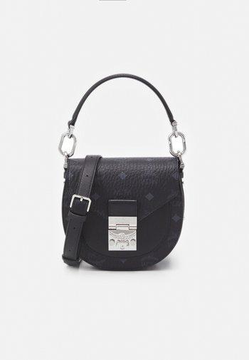 PATRICIA VISETOS SHOULDER MINI - Handbag - black