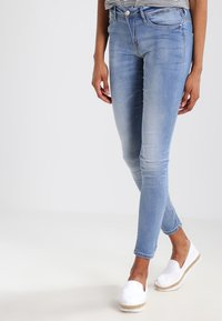 ICHI - ERIN - Jeans Skinny Fit - bleached light blue - 0