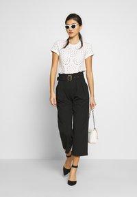 Anna Field - T-shirts med print - white - 1