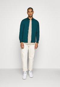 Esprit - Formal shirt - teal green - 1