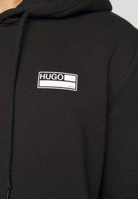 HUGO - DOYANO - Mikina skapucí - black - 5