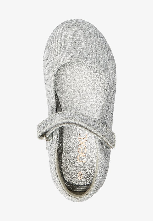 Chaussures premiers pas - silver