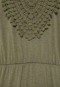 JDY - JDYDODO DRESS - Vapaa-ajan mekko - kalamata - 2