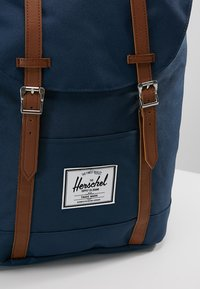 Herschel - RETREAT - Zaino - navy - 7