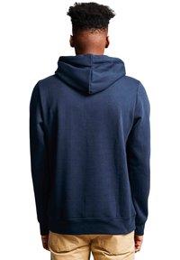 Element - CORNELL CLASSIC - Zip-up hoodie - eclipse navy - 1