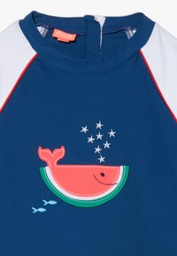 Sunuva - WATERMELON WHALE RASH  - Koszulki do surfowania - navy - 4