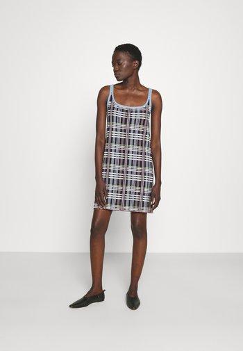 SLEEVELESS DRESS - Jumper dress - multicolor
