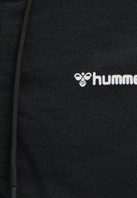 Hummel - HMLISAM  - Zip-up sweatshirt - black - 7
