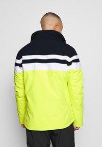 J.LINDEBERG - FRANKLIN  - Ski jacket - leaf yellow - 3