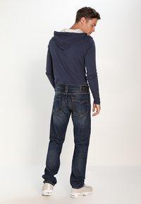 Replay - NEWBILL - Straight leg jeans - dark-blue - 2