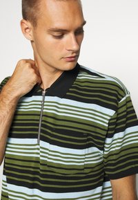 Obey Clothing - ESTATE - Polo shirt - black/multi - 4