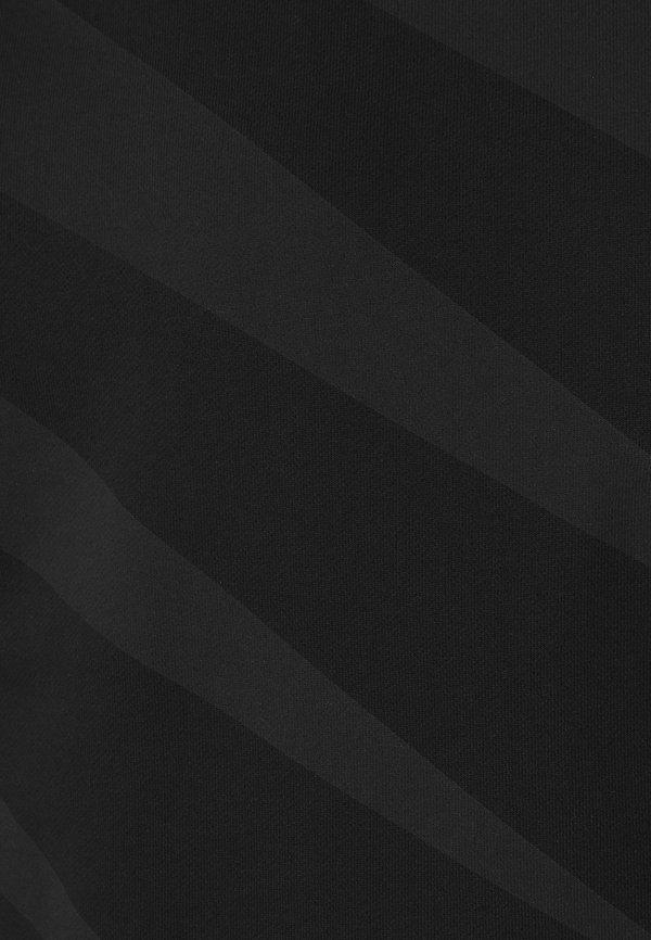 New Balance ATHLETICS VILLAGE CREW - Bluza - black/czarny Odzież Męska OUSN