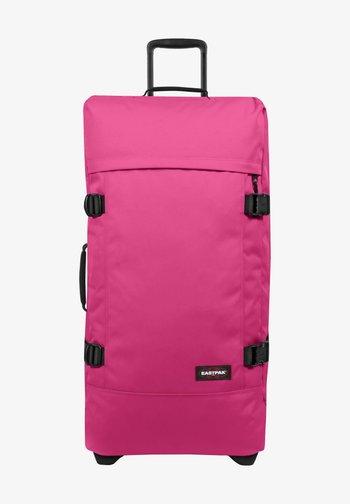 Wheeled suitcase - pink escape