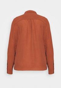 Bruuns Bazaar - LILLIE CORINNE  - Camicia - cinnamon - 1