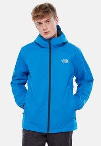 The North Face - MENS QUEST JACKET - Hardshell jacket - blue/black - 0