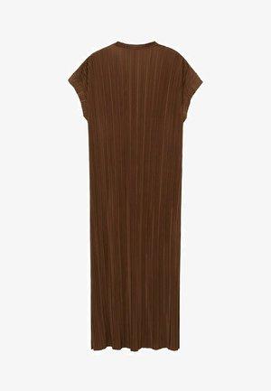 Maxi dress - marrón