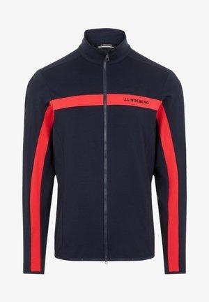 SEASONAL JARVIS - Fleece jacket - red bell