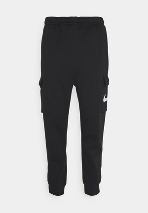 COURT PANT - Verryttelyhousut - black
