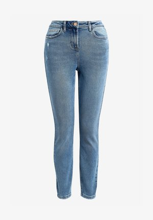 HIGH RISE AUTHENTIC - Jeans Skinny Fit - blue