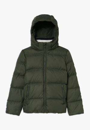 ESSENTIALS JACKET - Gewatteerde jas - green