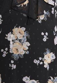 EDITED - WIYANA DRESS - Maxi dress - schwarz - 2