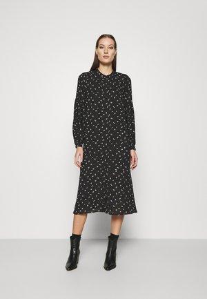 HYDRA DRESS - Day dress - black