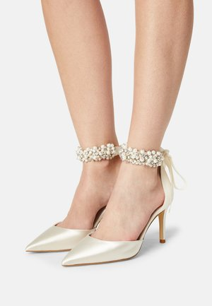 CLARETTE - Classic heels - ivory