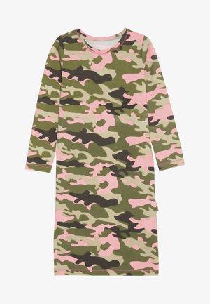 GIRLS TSHIRT DRESS - Noční košile - multi-coloured