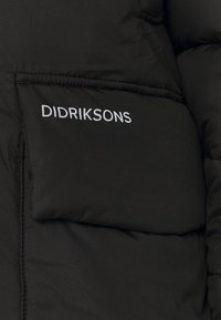Didriksons - MELINA COAT - Wintermantel - black - 2